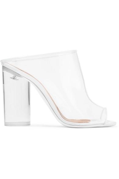 Givenchy Mules aus PVC