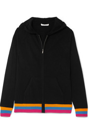 Chinti and Parker Cashmere hooded top