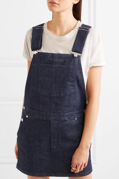 Givenchy Bedrucktes Minikleid aus Denim