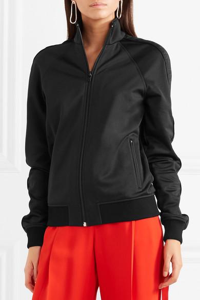Givenchy Jacke aus glänzendem Jersey