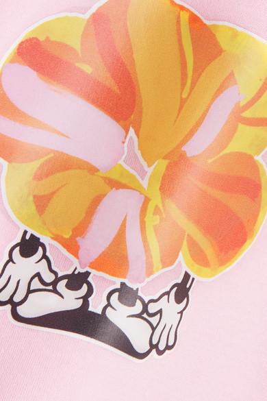 House of Holland Bedrucktes Oberteil aus Baumwoll-Jersey Verkauf Fälschung Billig Und Schön Günstig Online Bestes Geschäft Zu Bekommen Niedriger Versand Günstig Online 3nvvPM76nP