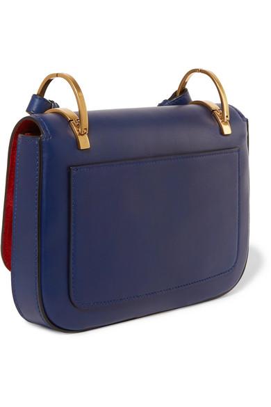Prada Handbag Leather Shoulder Pionnière From