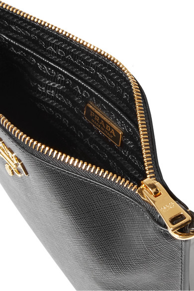 Prada Bag Made Of Textured Leather