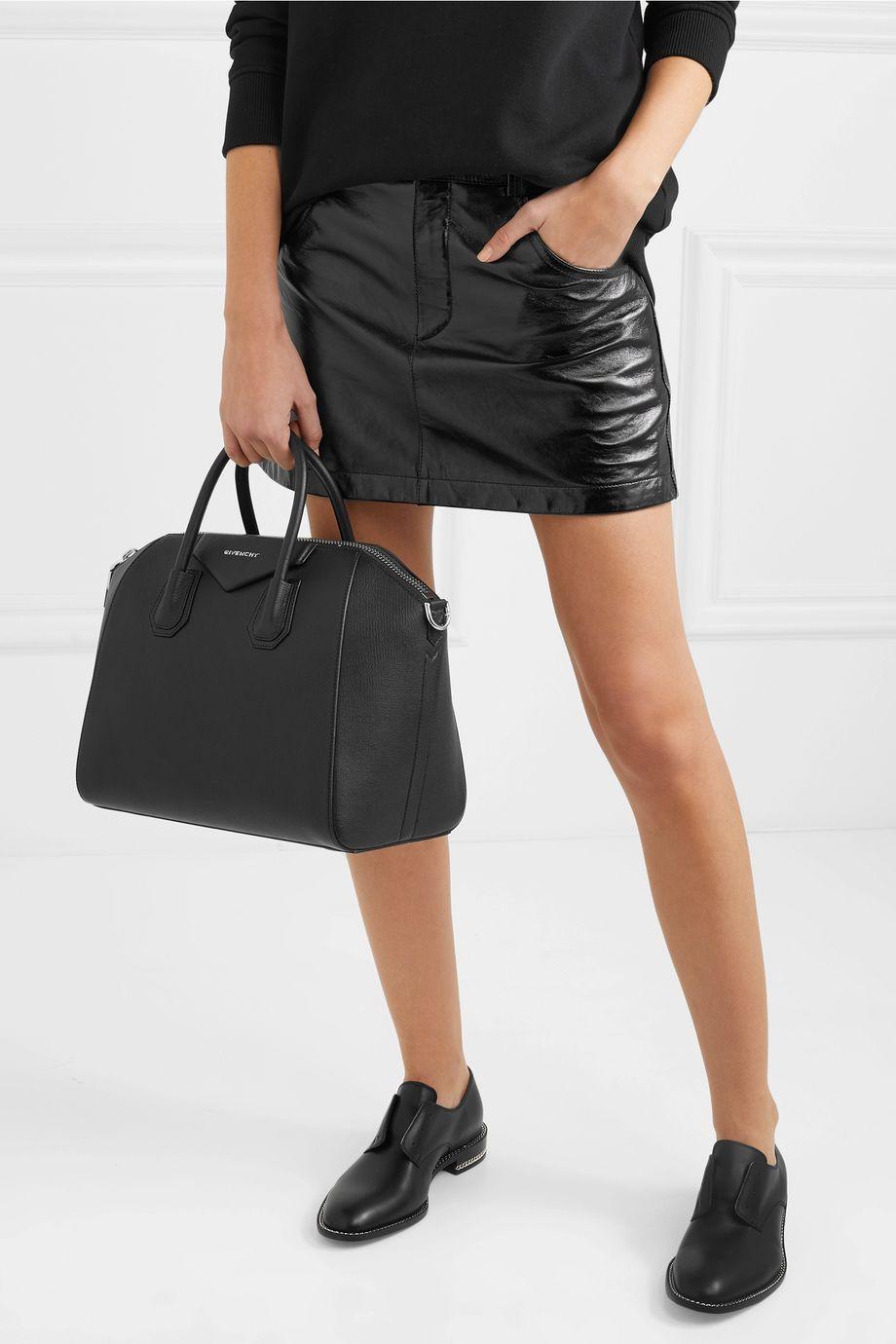 Givenchy Antigona medium textured-leather tote