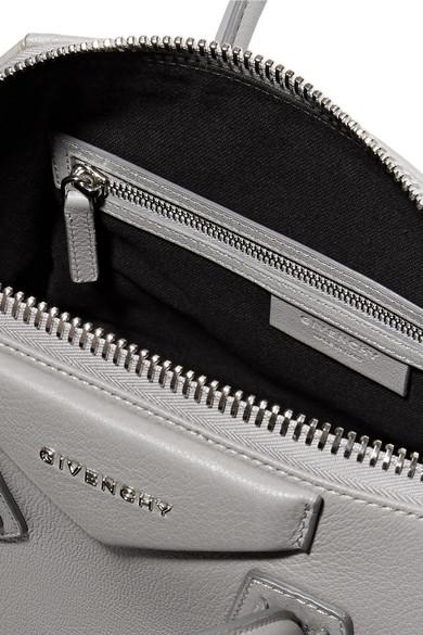 Givenchy Antigona kleine Tote aus strukturiertem Leder