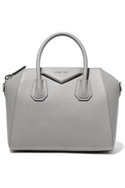 Givenchy Antigona small textured-leather tote