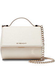Givenchy Pandora Box mini textured-leather shoulder bag