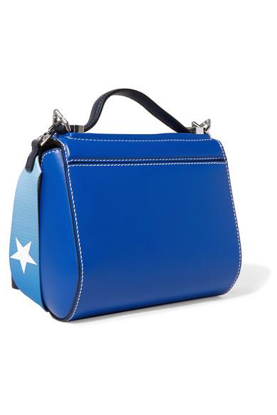 caca5b5a5db Givenchy | Pandora Box mini leather shoulder bag | NET-A-PORTER.COM