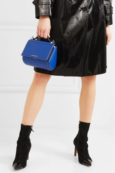 Givenchy Pandora Box mini Schultertasche aus Leder Billig Verkauf Zahlen Mit Paypal Ganz Welt Versand Ost Veröffentlichungstermine ZzWVw
