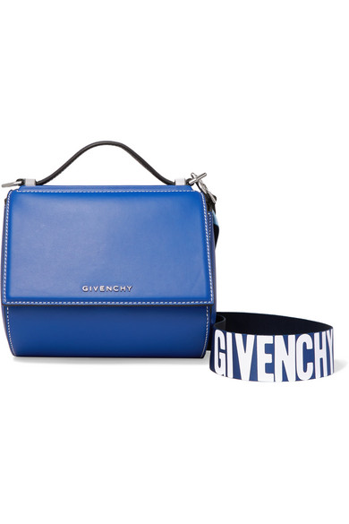 e4b23ad32c Givenchy | Pandora Box mini leather shoulder bag | NET-A-PORTER.COM