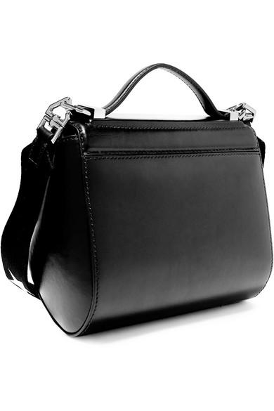 Auslass Geniue Fachhändler Bester Platz Givenchy Pandora Box mini Schultertasche aus Leder Günstig Kaufen Viele Arten Von q3ElE8