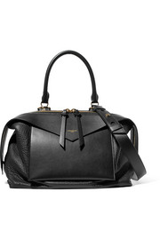 Givenchy Sway medium smooth and textured-leather tote