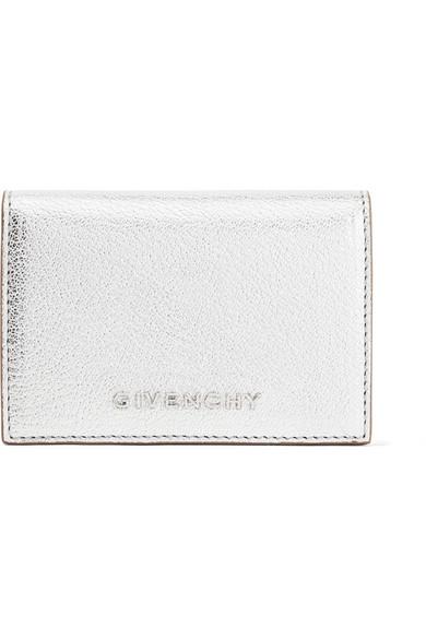 Pandora Metallic Leather Wallet Givenchy MMLebYSV