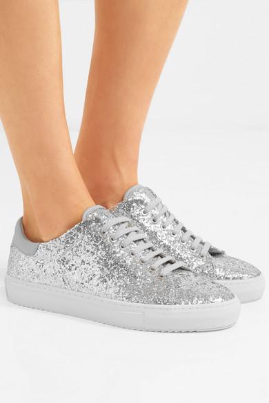 Günstige Top-Qualität Axel Arigato Clean 90 Leder-Sneakers mit Glitter 2018 Unisex Günstig Online Spielraum Marktfähig Günstige Preise Authentisch Günstig Kaufen Rabatte eLS2Eup