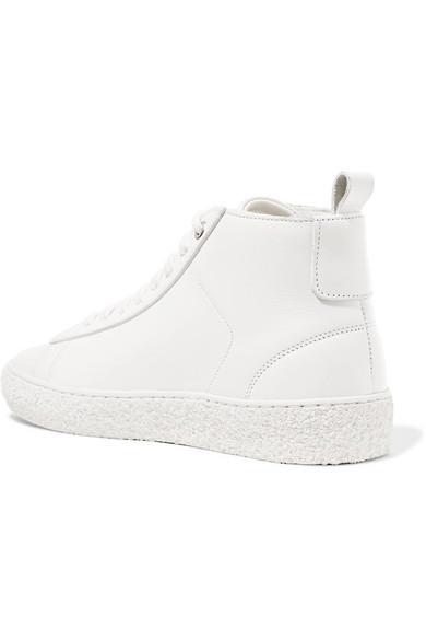 Axel Arigato Court High-Top-Sneakers aus Leder