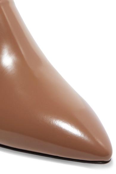 Marni Mules aus Leder