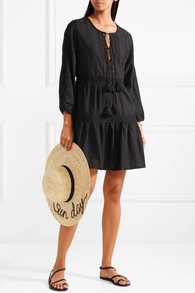 Melissa Odabash Reid Strandkleid aus gehäkelter Baumwolle Spielraum Niedriger Versand Rabatt Günstiger Preis Verkauf Heißen Verkauf p6uabPROe