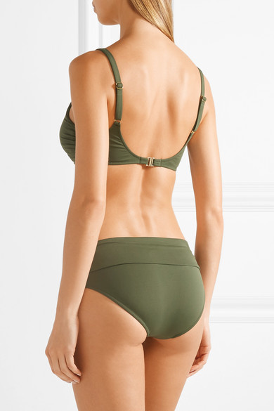Melissa Odabash Bel Air D-G verziertes Bikini-Oberteil mit Bügeln Starttermin Für Verkauf Billig Store Billig Verkauf Kosten Verkauf 2018 Billig Verkauf Footaction bLaPC