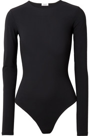 Leroy Body aus Stretch-Jersey