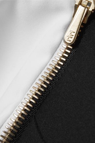 Preen by Thornton Bregazzi Virginia schulterfreies Midikleid aus Stretch-Cady