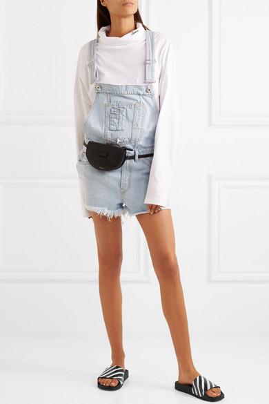 Off-White | aus Off Spray bedruckte Pantoletten aus | Gummi da562f