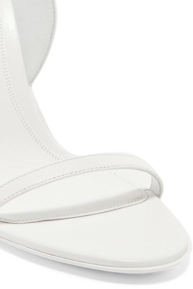 Off-White Industrial Ledersandalen Authentische Online rYMHCS2wKg