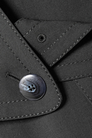 Acne Studios Amarris Oversized-Trenchcoat aus Twill