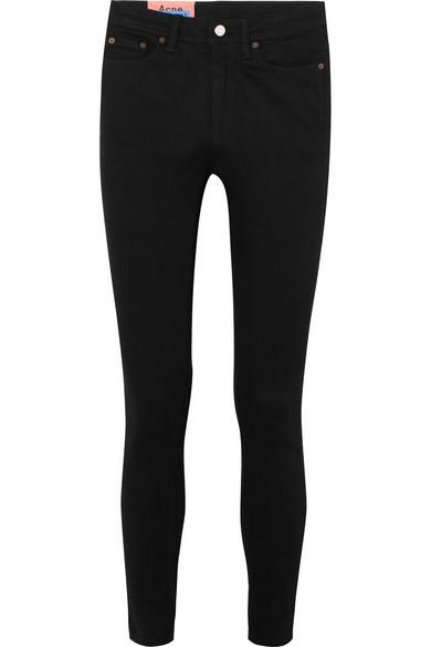 Rabatt Shop-Angebot Acne Studios Peg hoch sitzende Skinny Jeans Bestes Großhandel Online Günstig Kaufen 2018 Günstig Online Erstaunlicher Preis Günstig Online XzwRxpjGsn