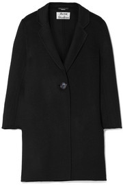 Anine Doublé wool and cashmere-blend coat