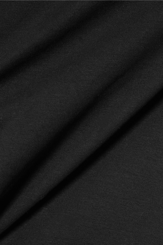 Acne Studios Willy stretch cotton-jersey bodysuit