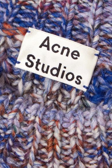 Acne Studios Zora Grobstrickpullover