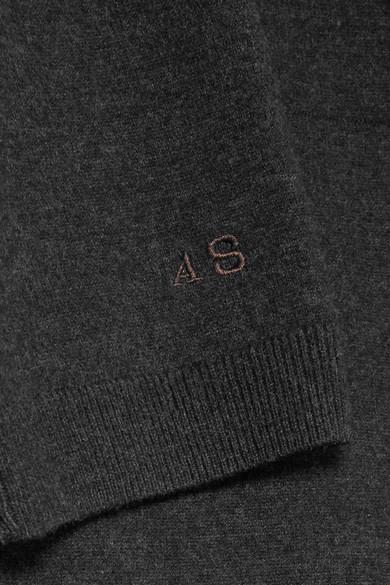 Acne Studios Lenka Kapuzenpullover aus Wolle
