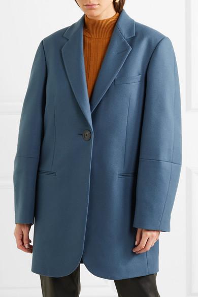 Acne Studios Klara Oversized-Mantel aus einer Wollmischung