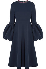 Roksanda Aylin crepe midi dress