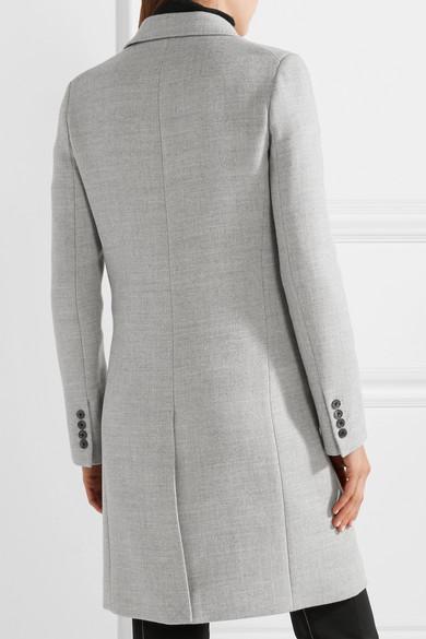 The Row Amutto Mantel aus Woll-Twill Neue Stile Günstiger Preis Billig Verkaufen Neu vk96ugVTW