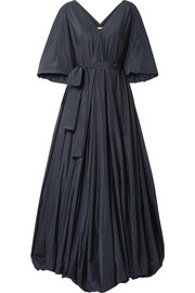 The Row Leegan taffeta gown