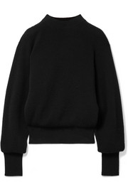 Nix ribbed cashmere sweater