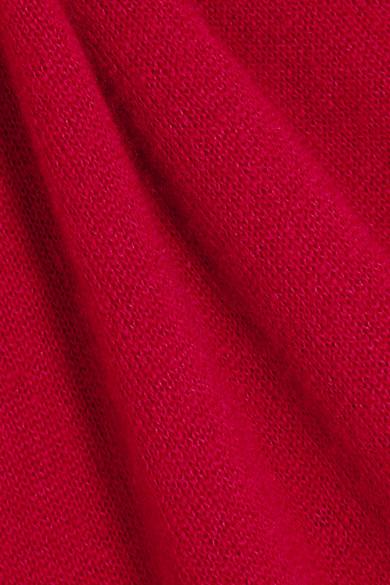 Spielraum In Mode Günstig Kaufen Breite Palette Von The Row Cafty Poncho aus einer Kaschmir-Seidenmischung Footaction Zum Verkauf pX14nj