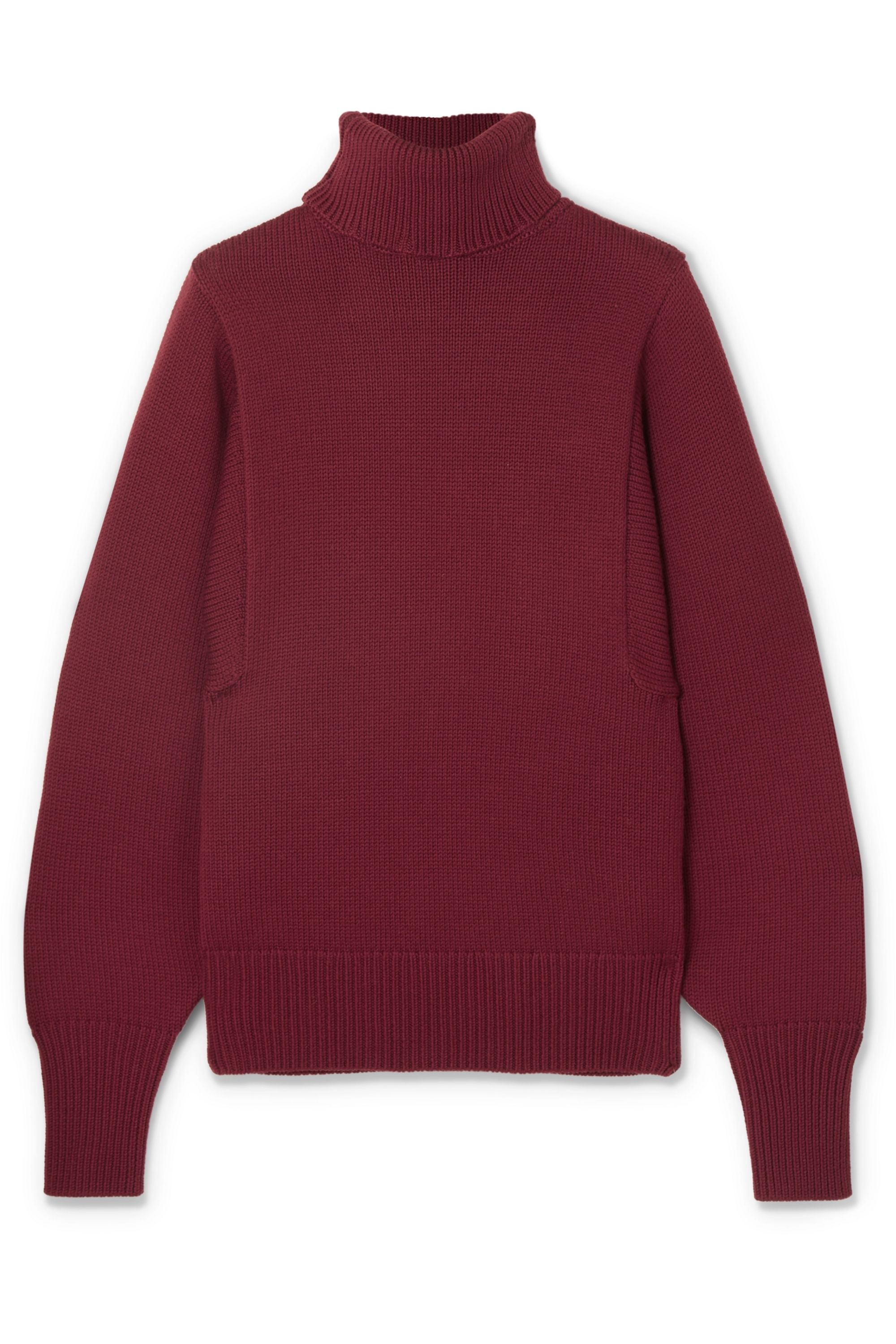 The Row Meredith wool turtleneck sweater