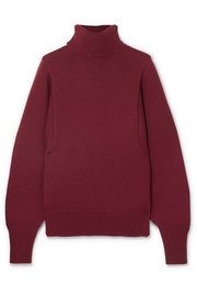 Meredith wool turtleneck sweater