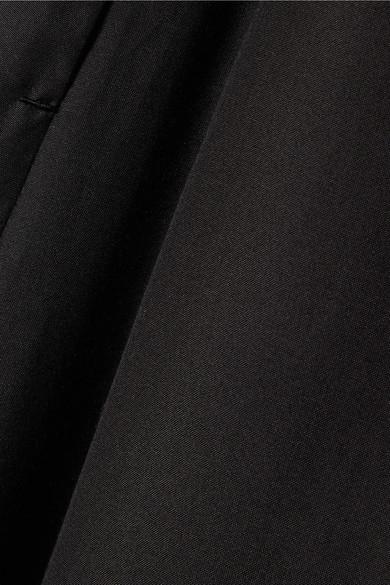 The Row Elle Hose mit weitem Bein aus Seidenorganza