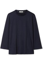 The Row Mave cotton-jersey top