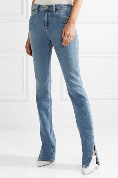 W009 Lowry Mid-rise Skinny Jeans - Mid denim Simon Miller 2018 Newest lSnEk8ELAa