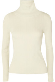 Simon Miller Berto ribbed-knit turtleneck top