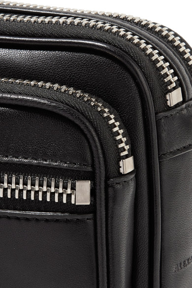 Rabatt Beste Geschäft Zu Bekommen Alexander Wang Attica Schultertasche aus Leder Spielraum Top-Qualität l0zzZ