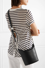 Ace leather shoulder bag