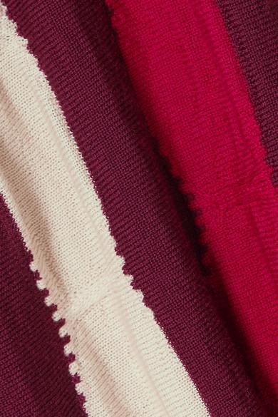 Marni Gestreiftes Oberteil aus Wolle