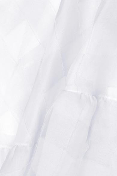 Antonio Berardi Rock aus Seidenchiffon Mode Online 1Cj7d