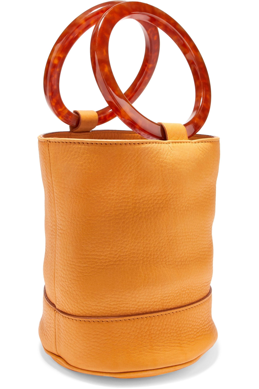 SIMON MILLER Bonsai 20 nubuck bucket bag