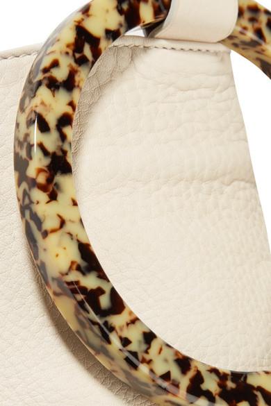 SIMON MILLER Bonsai 20 Beuteltasche aus Nubukleder